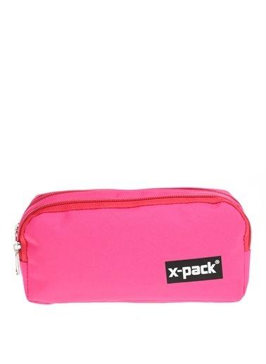 X-Pack Kalem Çantası Pembe